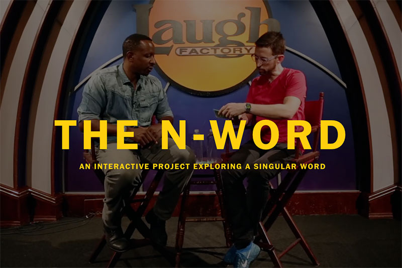 The N-word Project