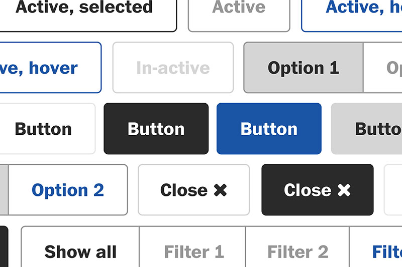 Graphics UI style guide