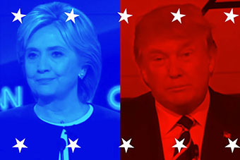 Create your own presidential debate